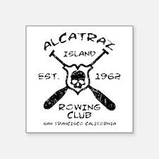 Alcatraz Island Rowing Team-Est. 1962 Sticker
