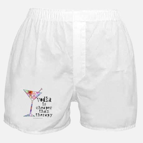 Unique Martini Boxer Shorts