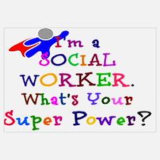 Social Worker Super Power