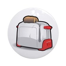 Retro Kenmore Toaster Ornament (Round)