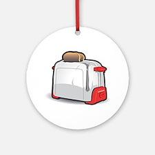 Retro Kenmore Toaster Ornament (Round)