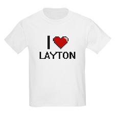 I Love Layton T-Shirt