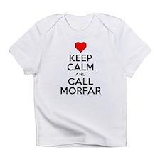 Keep Calm Call Morfar Infant T-Shirt