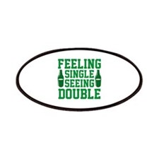 Feeling Single Seeing Double Patches