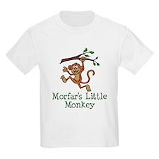 Morfar's Little Monkey T-Shirt