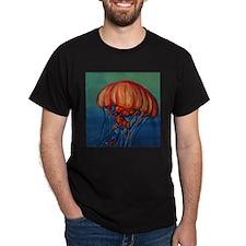 Orange Jellyfish T-Shirt