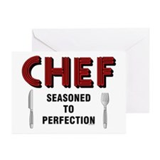 Chef Greeting Cards (Pk of 20)