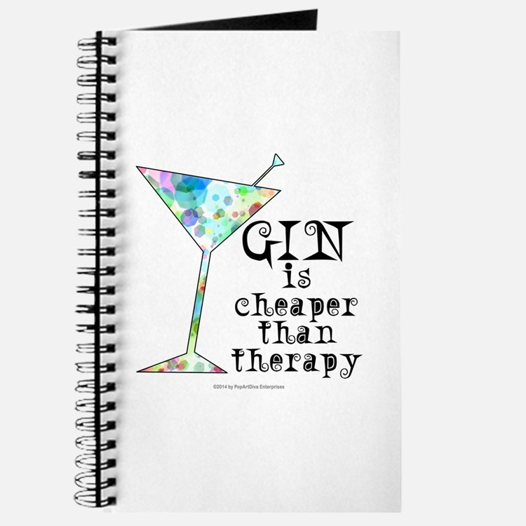 GIN is cheaper than therapy Journal