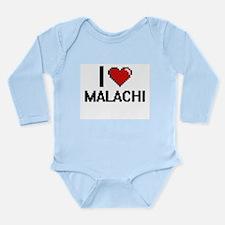 I Love Malachi Body Suit