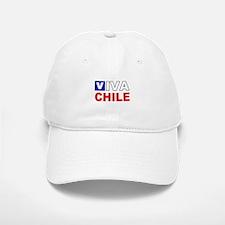 Viva Chile flag Baseball Baseball Cap
