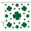 Shamrocks Multi Shower Curtain