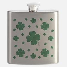 Shamrocks Multi Flask
