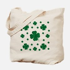 Shamrocks Multi Tote Bag