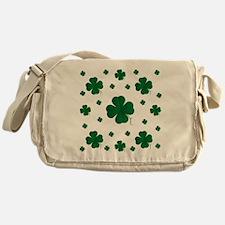 Shamrocks Multi Messenger Bag