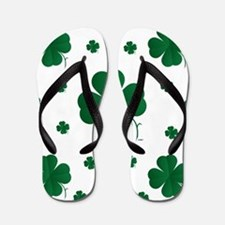 Shamrocks Multi Flip Flops