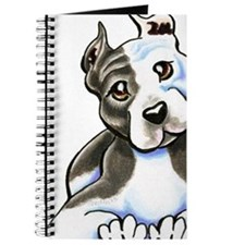 Amstaff Lean White Journal