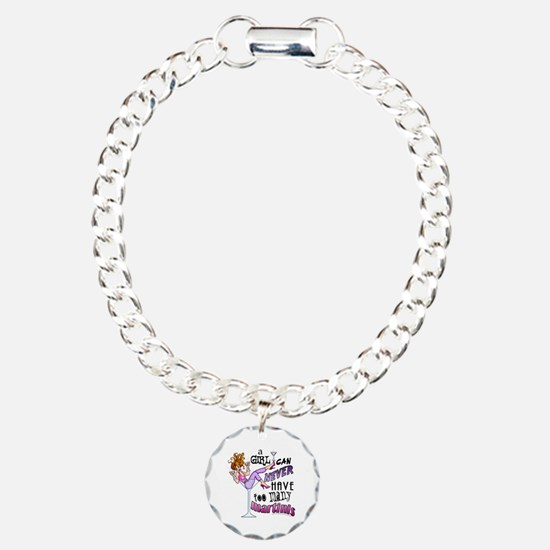 A Girl Can Never Have Too Many MARTINIS! Bracelet
