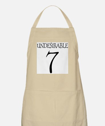 Undesirable No. 7 BBQ Apron