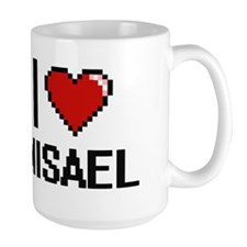I Love Misael Mugs