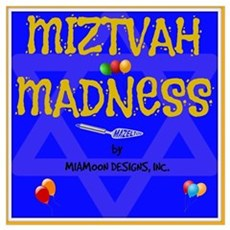 MITZVAH MADNESS Poster
