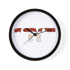 Funny Oneyear Wall Clock