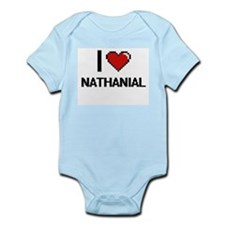 I Love Nathanial Body Suit