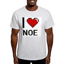 Cute I love noe T-Shirt