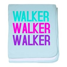 Scott Walker 2016 baby blanket