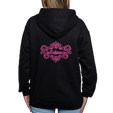 Bellydancer Women's Zip Hoodie