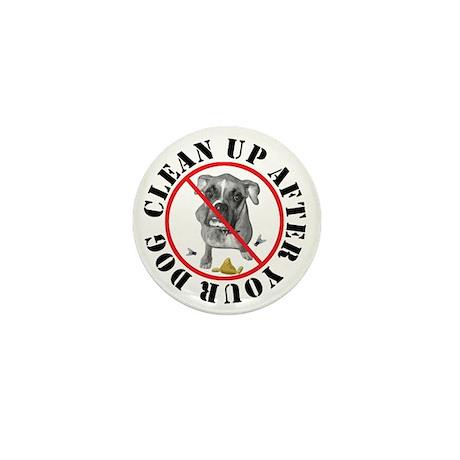 No Poop Mini Button (10 pack)