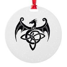 Celtic Dragon Ornament