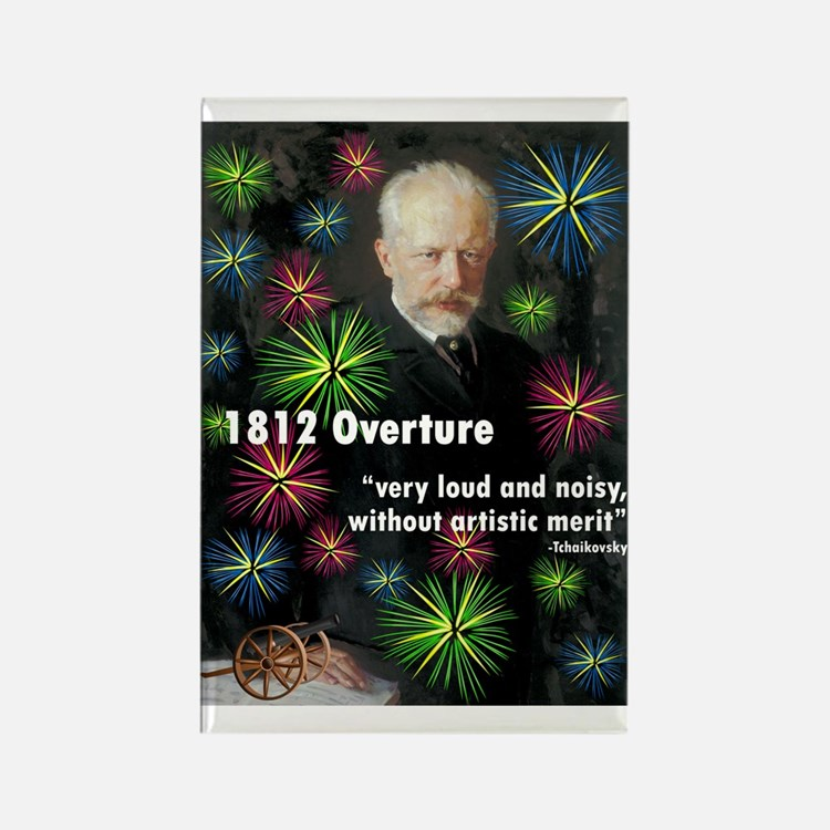 1812 Overture Magnets
