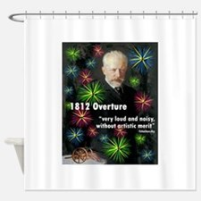 1812 Overture Shower Curtain