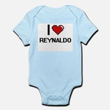 I Love Reynaldo Body Suit
