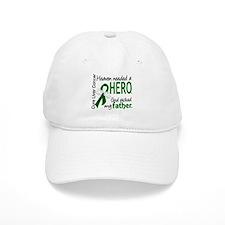 Liver Cancer HeavenNeededHero1 Baseball Cap