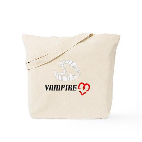 Vampire Love Tote Bag