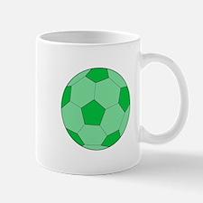 Irish Soccer Ball Mugs