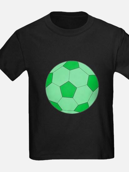 Irish Soccer Ball T-Shirt