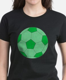 Irish Soccer Ball T-Shirt
