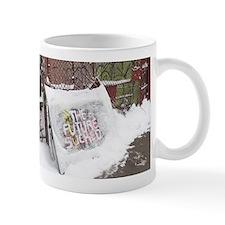 Time traveler's view Mugs