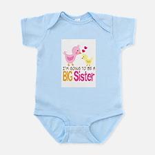 Baby Sister, Baby Birds Body Suit