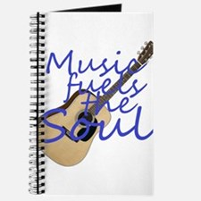 music fuels the soul Journal