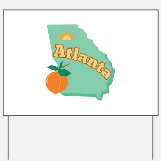 Atlanta Yard Sign