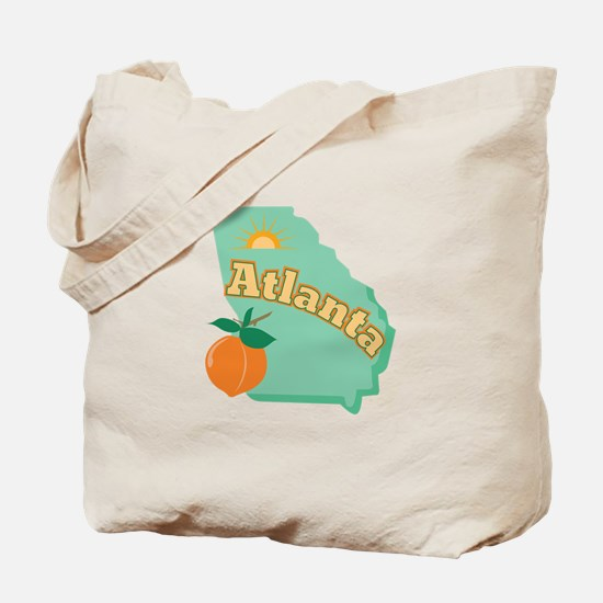 Atlanta Tote Bag