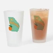 Atlanta Drinking Glass