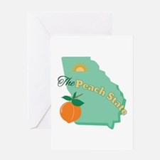 Peach State Greeting Cards