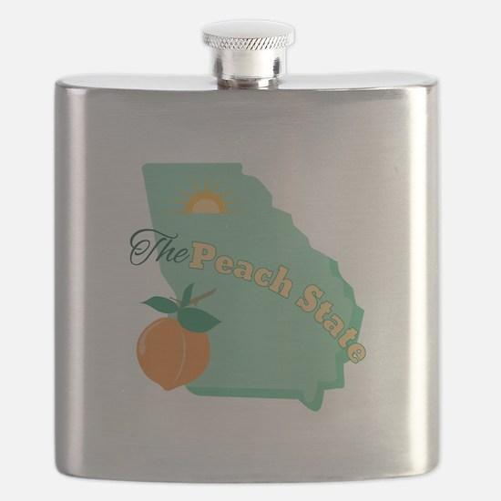 Peach State Flask
