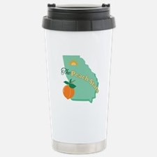 Peach State Travel Mug