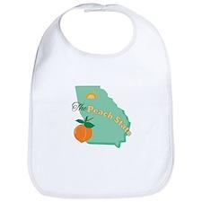 Peach State Bib