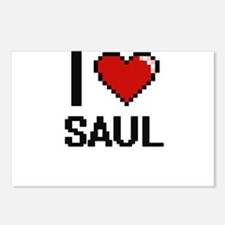 I Love Saul Postcards (Package of 8)
